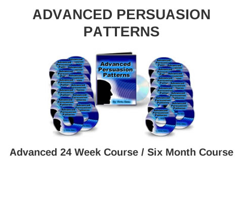 Advanced Persuasion Patterns Course